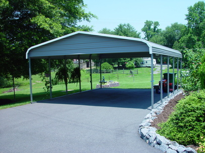 Carport Kits Tennessee Tn Diy Metal Carports Tennessee Tn