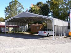 40 Wide Carports North Carolina NC