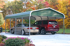 Double Carports Georgia GA