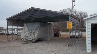 Metal Shelters North Carolina NC