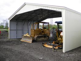 Metal Shelters for Sale