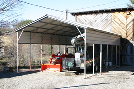 Steel Carports for Sale Georgia GA