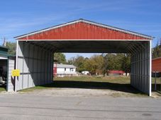 Triple Wide Carports Georgia GA