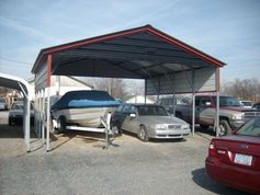 Two Car Carports
