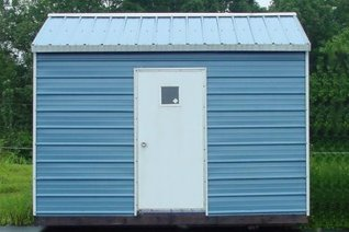 Metal Storage Buildings