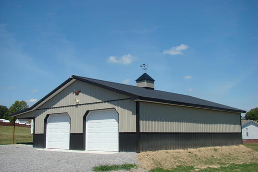 Pole barn kits michigan mi pole building packages for 30x40 garage package