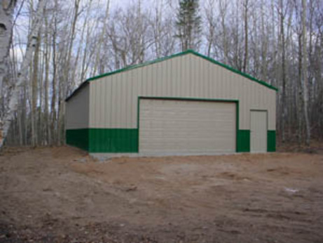 Pole barn kits washington wa pole building packages for Home building packages