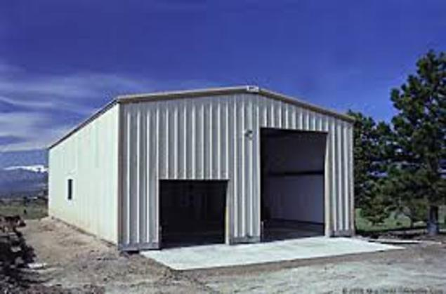 Red Iron Kits Oklahoma Ok Steel Building Packages