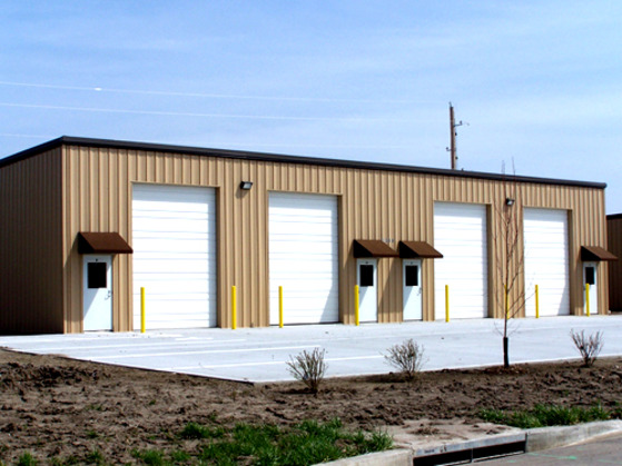 Red Iron Packages Steel Building Kits