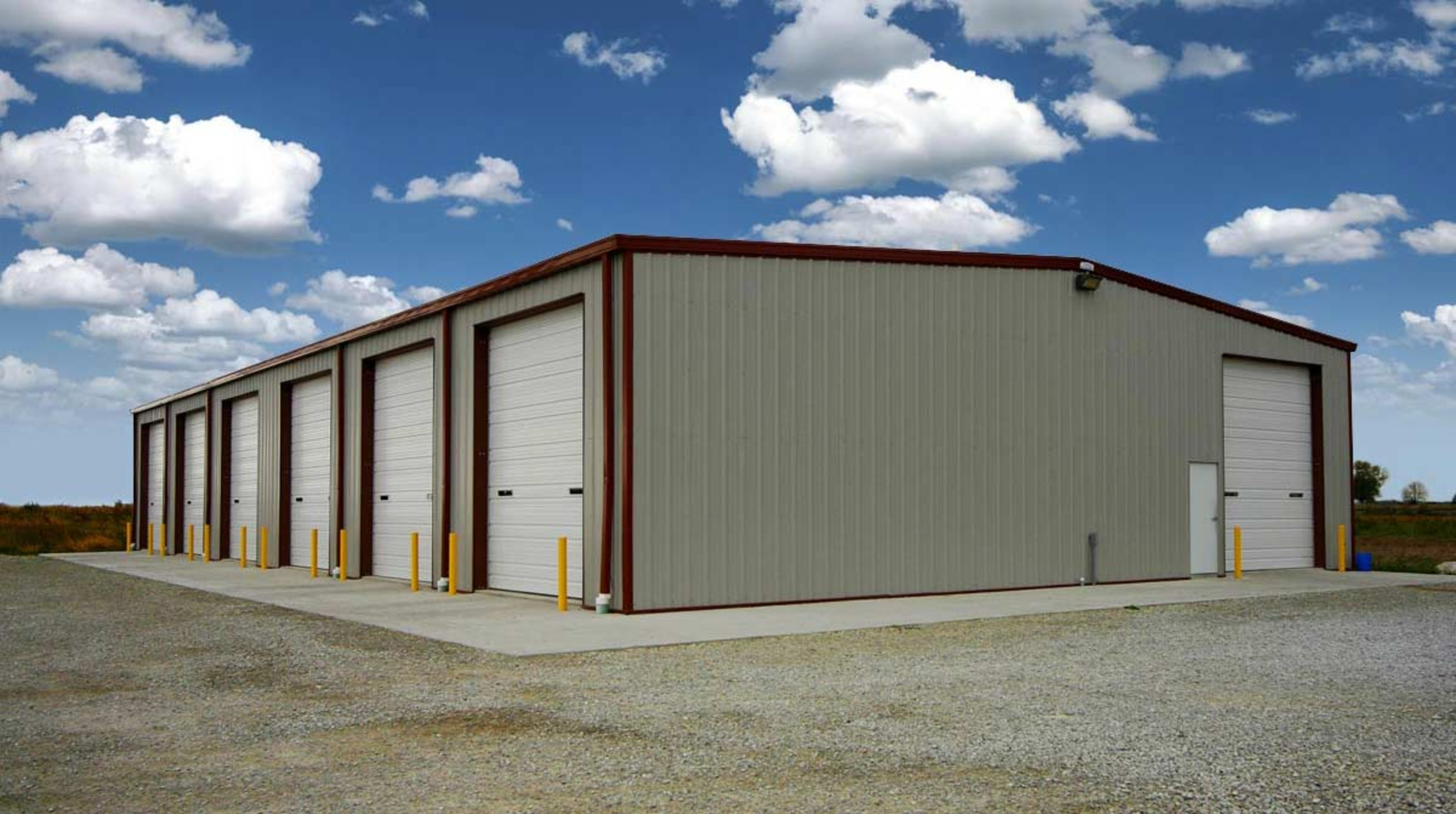 Red iron kits florida fl steel building packages florida fl for Garage building packages